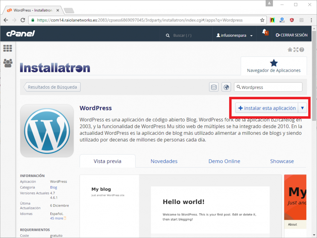 Wordpress, la mejor opción para tu blog y es gratis 10