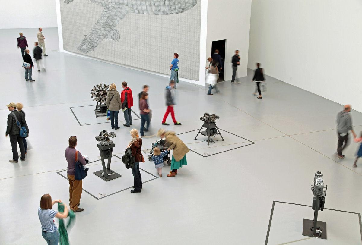 ¡Cuidado con las pseudo-galerías!. El artista siempre sale perdiendo 12