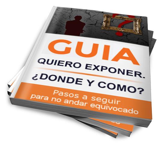 QUIERO EXPONER.¿DONDE Y COMO? 2