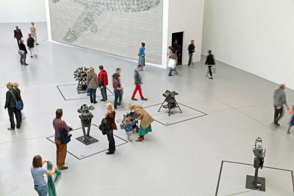 ¡Cuidado con las pseudo-galerías!. El artista siempre sale perdiendo 13