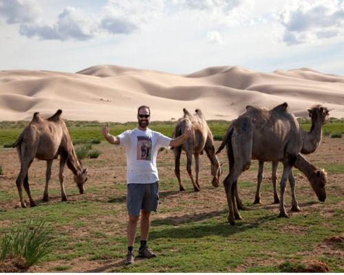 Artistas viajeros, nómadas y creativos 23