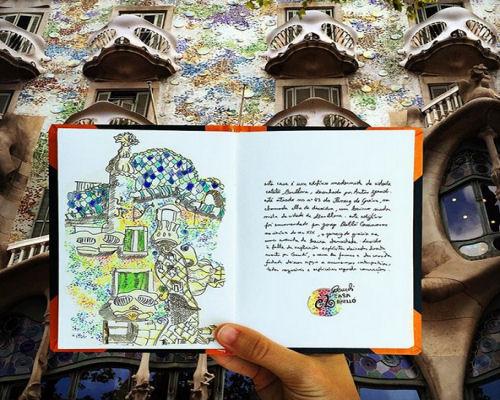 Artistas viajeros, nómadas y creativos 20