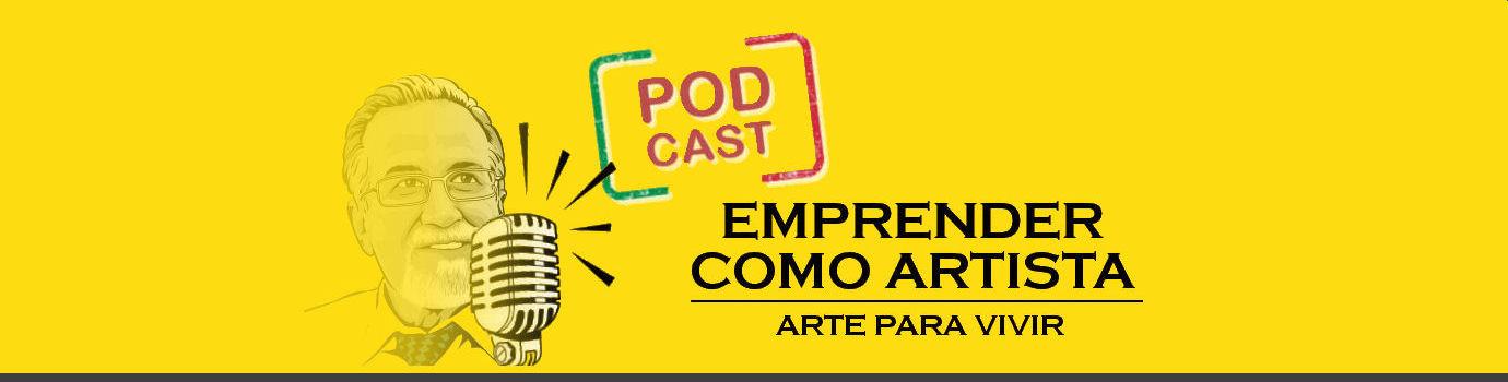 Podcast / Emprender como artista 1