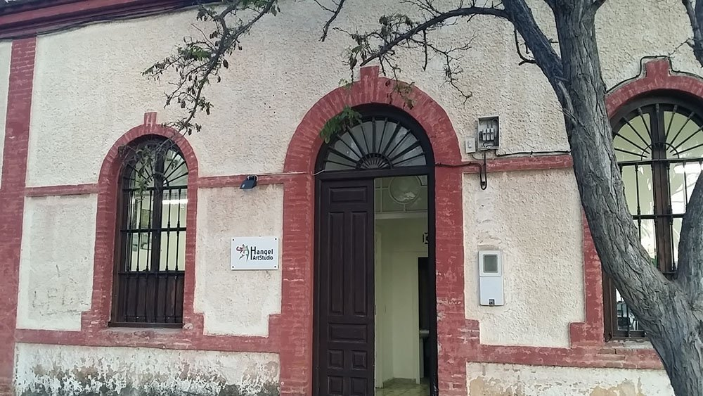 Hangel ArtStudio, centro artístico y referente cultural de Motril