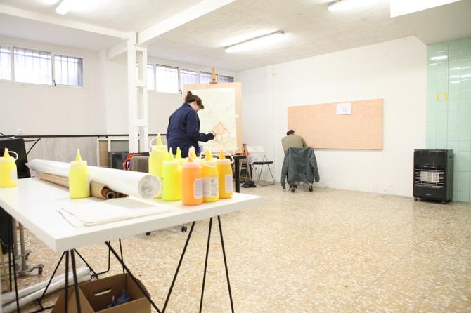 coworking atelier solar