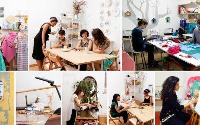 Coworkings para artistas: Una opción para hacer rentable tu creatividad