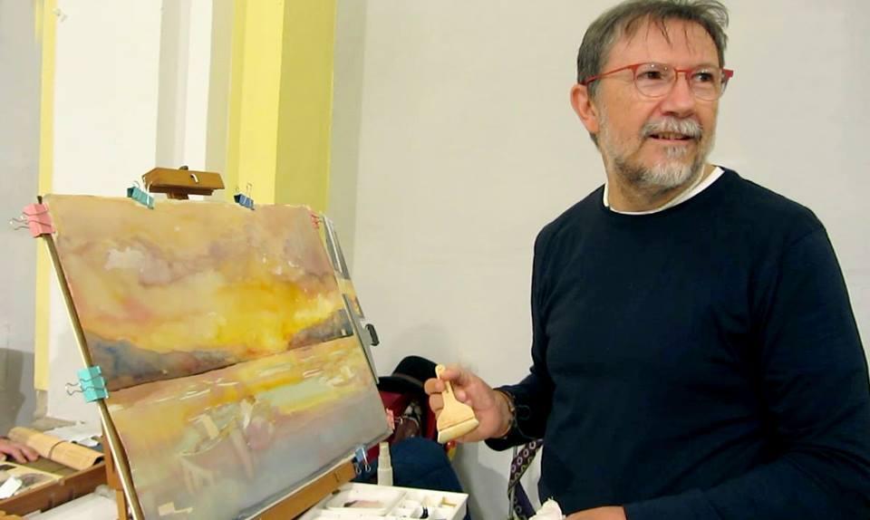"""José Grimalt:""""Llegar a ser un artista es el resultado de una tormenta perfecta"""" (I) 22"""