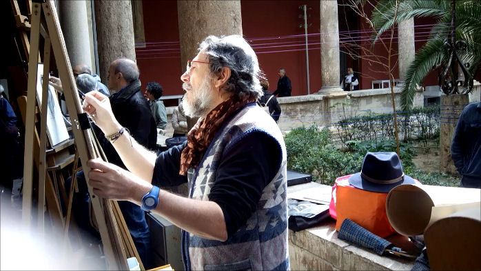 """José Grimalt:""""El arte y el mercado juegan con cartas marcadas en esta sociedad"""" (y II) 1"""