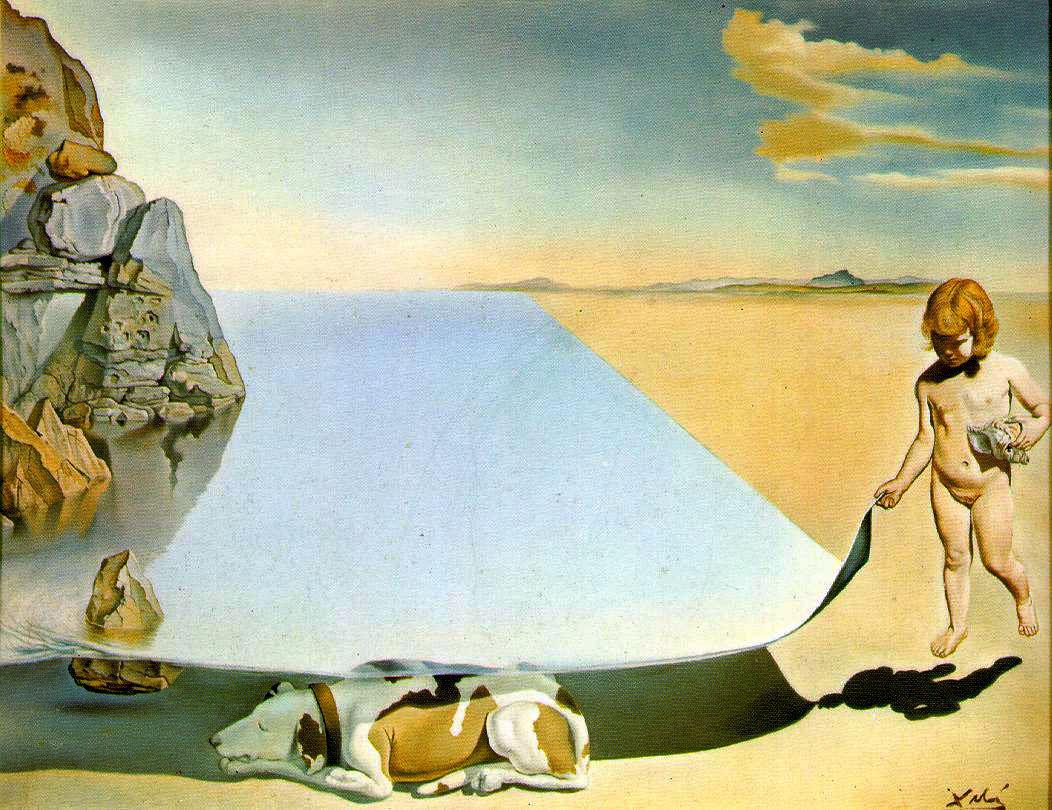 Obra de Dalí
