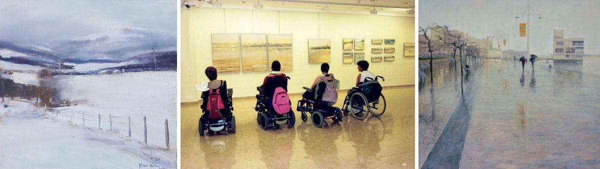 """Marnay:"""" El mundo del arte no solamente es caprichoso y subjetivo, sino manipulado.""""(II) 14"""
