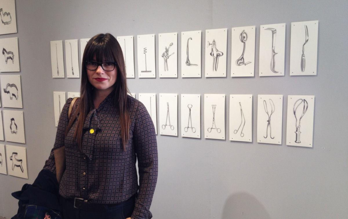 Exposición de Erika Pardo Skoug