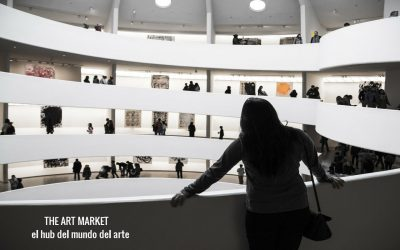 TheArtMarket: Plataforma online sobre el mercado del arte, subastas, galerías y artistas.