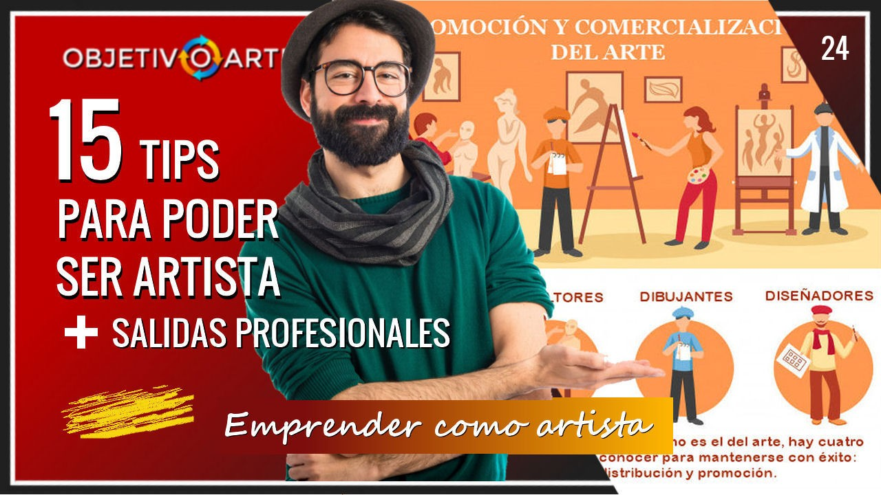 Videos / Emprender como artista 2