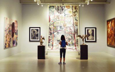 Organizar una exposición de arte con éxito